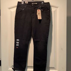 Levi's Classic Mid Rise Skinny Ankle Size 14